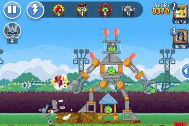 Angry Birds, jocul care ne-a înfierbântat celularele